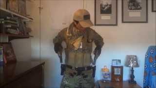 Airsoft Multicam/Tan Tactical Operator Loadout (2014)