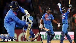 India Vs Bangladesh T20 Nidas Final 2018 | Dinesh Karthik Mass Innnings