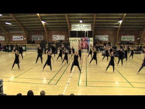 Opvisning Faxe - Sorø Gymnastikefterskole 2016