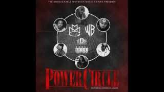 Maybach Music Group MMG) Ft Kendrick Lamar Power Circle (Instrumental) (July2012)