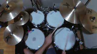 Kahit Ayaw Mo Na - This Band (Drum Cover)