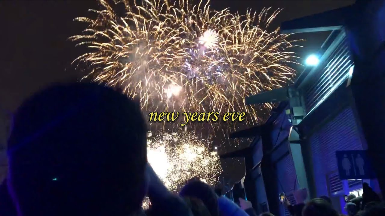 new years eve in montreal (vlog part 2) - YouTube