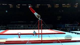 HEGI Oliver (SUI) - 2017 Artistic Worlds, Montréal (CAN) - Qualifications Horizontal Bar