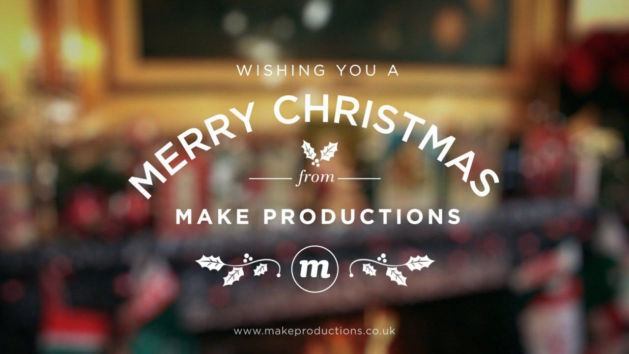 Animated Christmas Greeting Dancing Santa Youtube