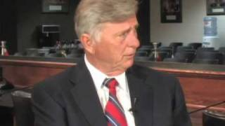Gov. Beebe Interview - Talk Politics Ep. 1