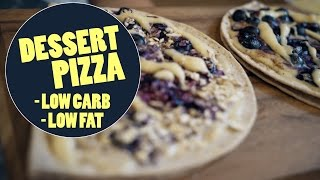 Dessert Pizza | Pizza Hut Healthy Makeover
