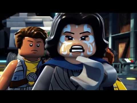 LEGO Star Wars: The Freemaker Adventures  Eugene Byrd
