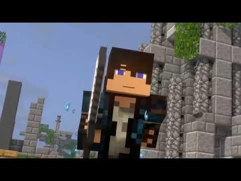 Песня бадабум Minecraft