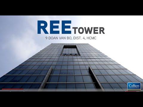REE Tower - Office for lease - Grade B - HCMC Vietnam