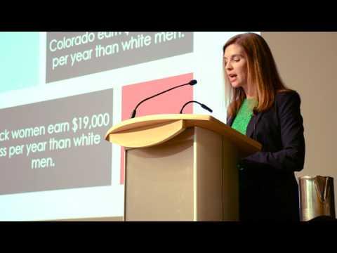 The Economic Status of Women in Colorado 2015 - Part 1 of 3