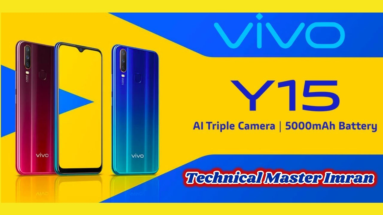 6 62 MB] Vivo Y15 Unboxing and Full Review | Pakistan's