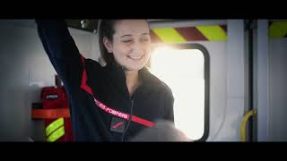 [SDIS 95] Des femmes chez les pompiers