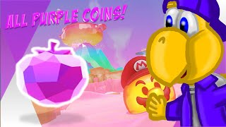 Luncheon Kingdom Purple Coin Guide ll Super Mario Odyssey: Road to 100%