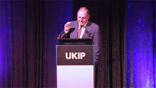 NO Deal: William Dartmouth MEP Torbay Conference Speech 2017
