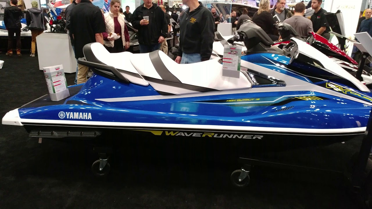 2018 yamaha vx cruiser ho waverunner personal watercraft for Yamaha cruiser 2018