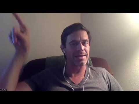 Jordan Hall Full Talk On Self Organizing Systems, Covid-19, Burning Man