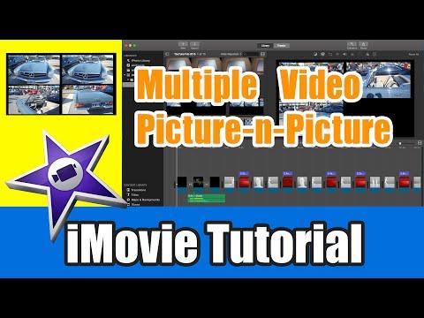 Imovie pictures