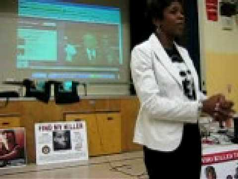 Barack Obama Inaugeration Day St Jerome School VP Intros Crime Stoppers Youth Officer