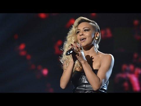 Jade Ellis sings Enrique Iglesias' Hero - Live Week 1 - The X Factor UK 2012