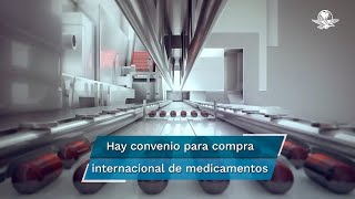 La participación de la industria farmacéutica en licitaciones para la compra mundial de medicamentos fue confirmada por la Oficina de las Naciones Unidas de Servicios para Proyectos