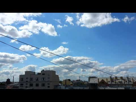 Jets are flying over Saint-Petersburg