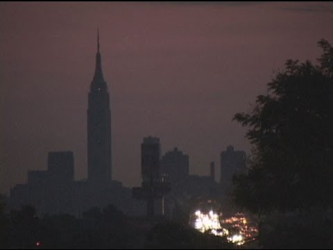 Northeast Blackout NYC- August 14th/15th, 2003