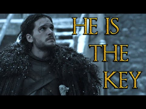 It All Ends With Jon Snow... (Game of Thrones) 100K Video