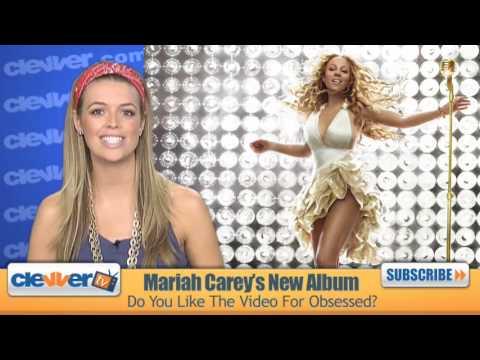 Mariah Carey New Album, Obsessed Video