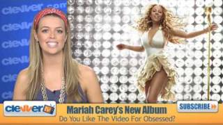 Mariah Carey New Album, Obsessed Video