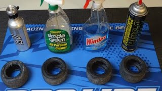 Best Stuff for Cleaning R/C Tires Before Gluing