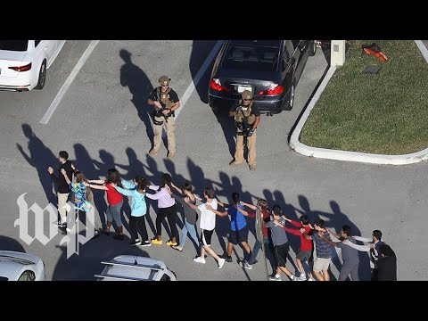 Timeline: How the deadly Florida school shooting unfolded