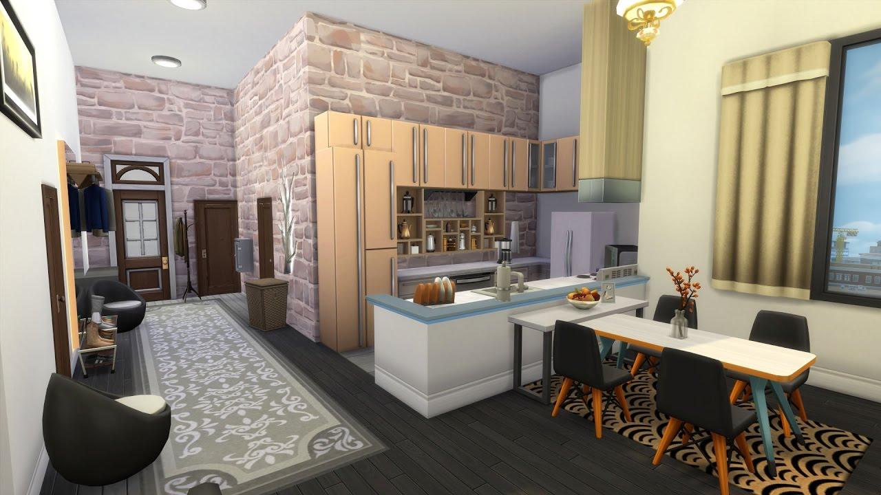 Reformed 920 Medina Studios Apartment