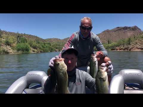 Bartlett Lake Fishing Report For June 4, 2020