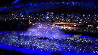 Opening Ceremony Athens 2004 - part 10