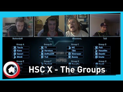 HomeStory Cup X powered by XMG: Group Announcement Skype Talk