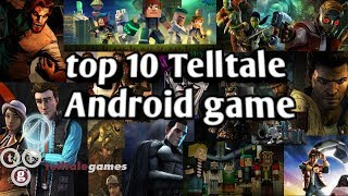 Top 10 Telltale android games 2018