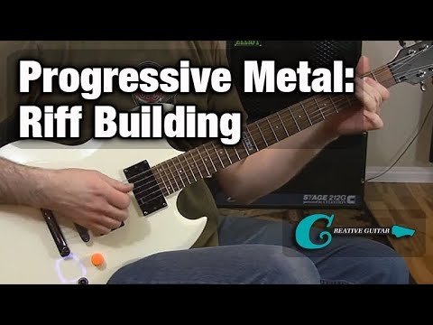 Progressive Metal: Riff Building