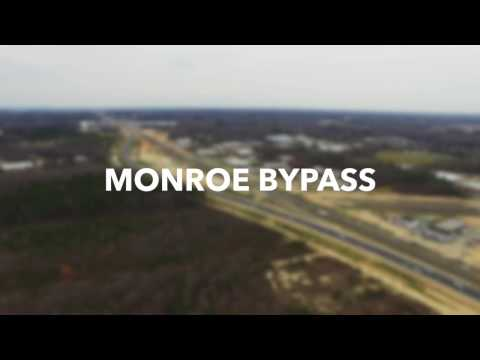 Monroe Bypass Project 2-2017