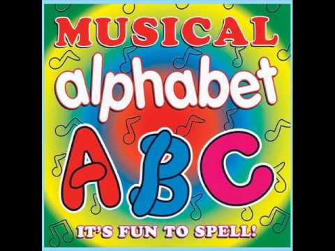 MUSICAL ALPHABET SONG - Nursery Rhyme