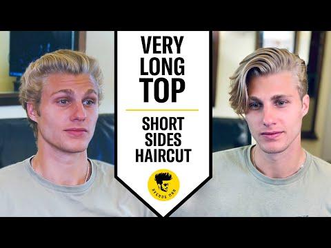 very-long-top,-short-sides-|-2020-men's-modern-haircut