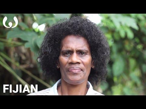 WIKITONGUES: Mila speaking Fijian