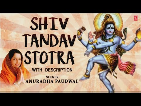 Shiv Tandav Stotra by Anuradha Paudwal I Full Audio Song I Art Track