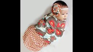Swaddling Blanket Sew-a-long