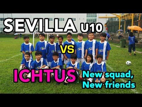 Global Sevilla Pulomas v Ichtus U10 - 2016