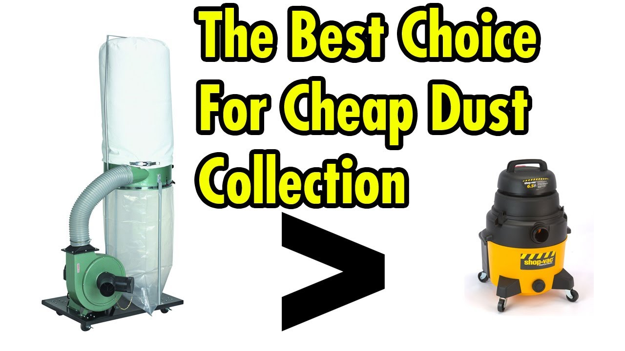 The Best Choice For Cheap Dust Collection Youtube