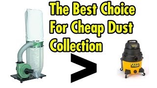The Best Choice For Cheap Dust Collection