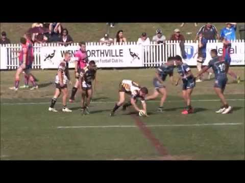 Liam Walker Highlights of Grand Final and Battle Of The West 2015