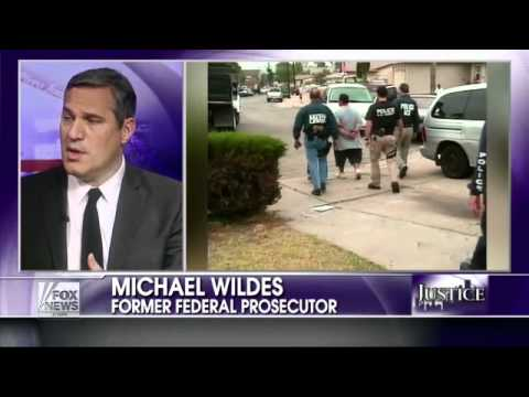 Immigration Lawyer Michael Wildes on with Judge Jeanine: Challenge to Arizona Law
