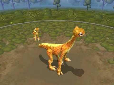 Spore zigongosaurus Video - YouTube