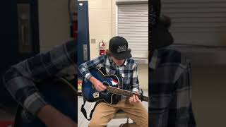 Beautiful Crazy Luke Combs (Cover)- Christopher Pierce Video